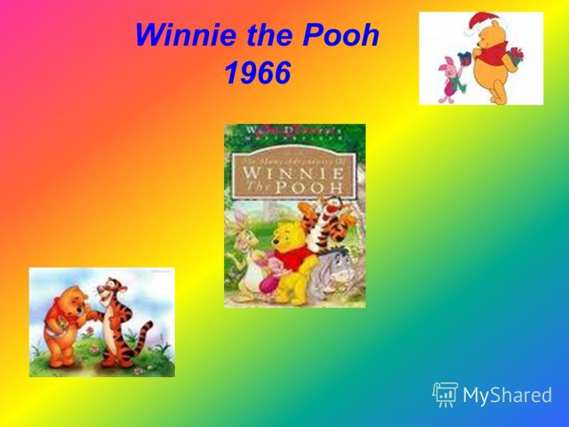 Winnie the Pooh 1966