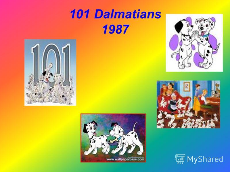 101 Dalmatians 1987