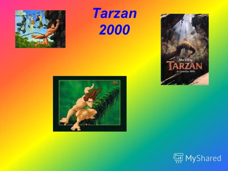 Tarzan 2000