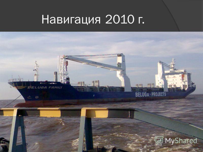Навигация 2010 г.