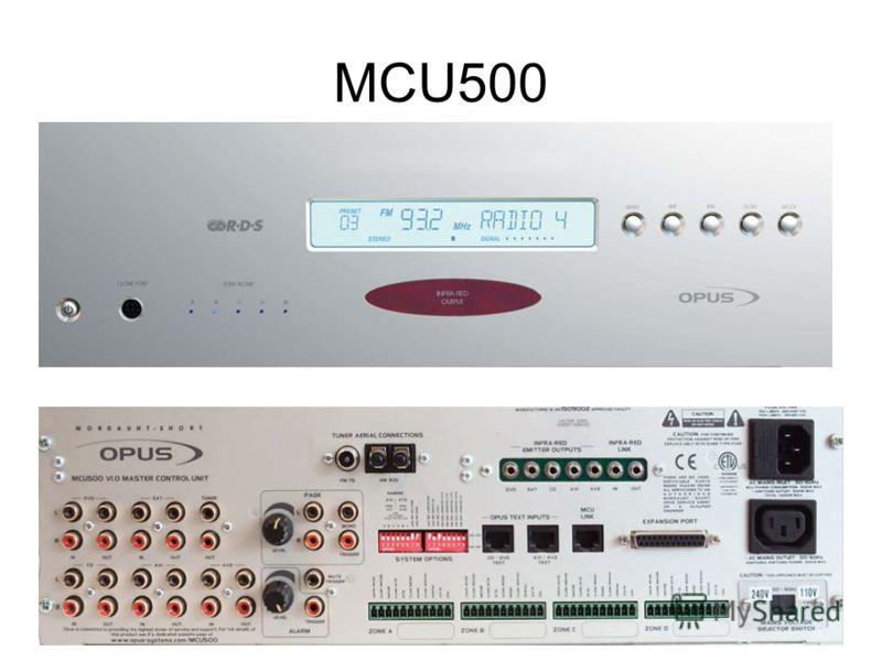 MCU500