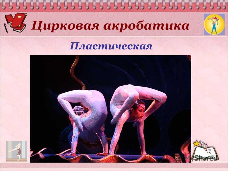 Цирковая акробатика Пластическая