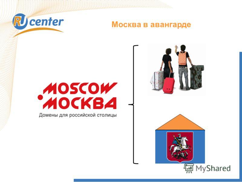 Москва в авангарде
