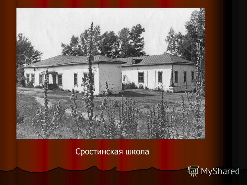 Сростинская школа