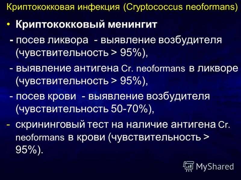 Криптококковая инфекция