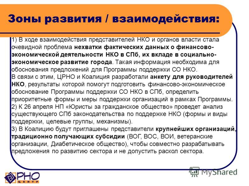 Что сделано в Санкт-Петербурге: решения - Коалиция выступила за скорейшее подписание законопроекта «О поддержке СО НКО», чтобы город мог выполнить бюджетные обязательства по выделению НКО субсидий на оказание социальных услуг населению. - Решено созд