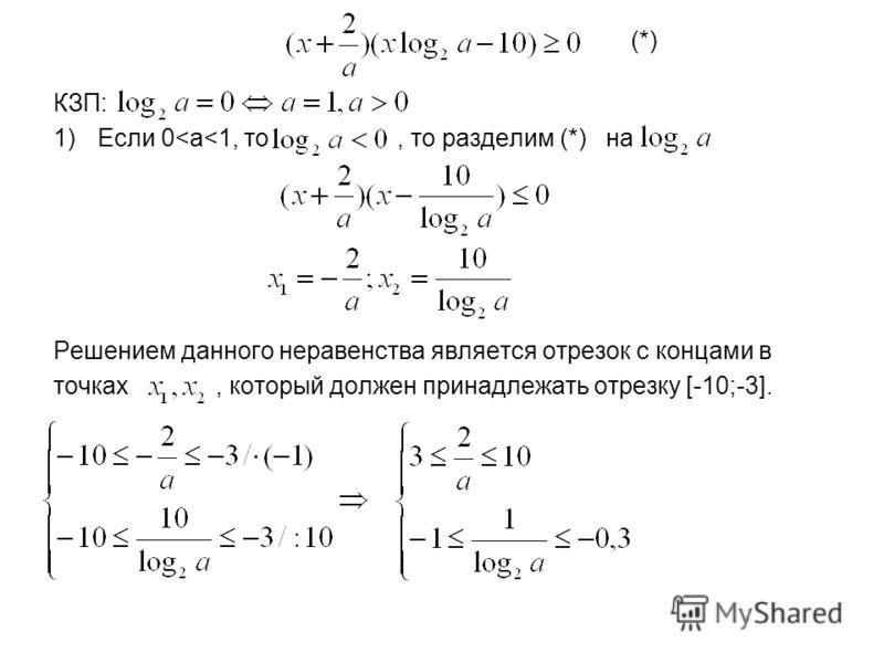 КЗП: 1)Если 0