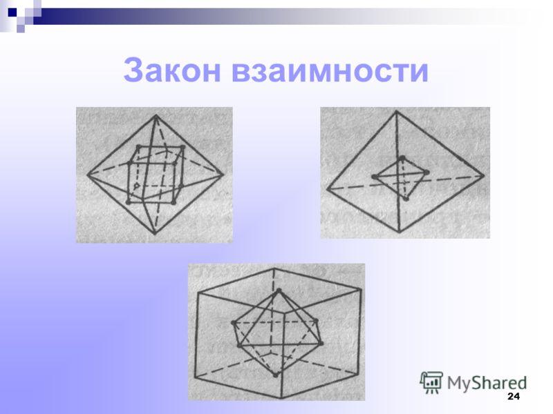 23 Построение с помощью куба