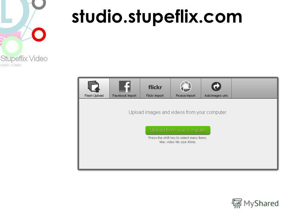 studio.stupeflix.com L