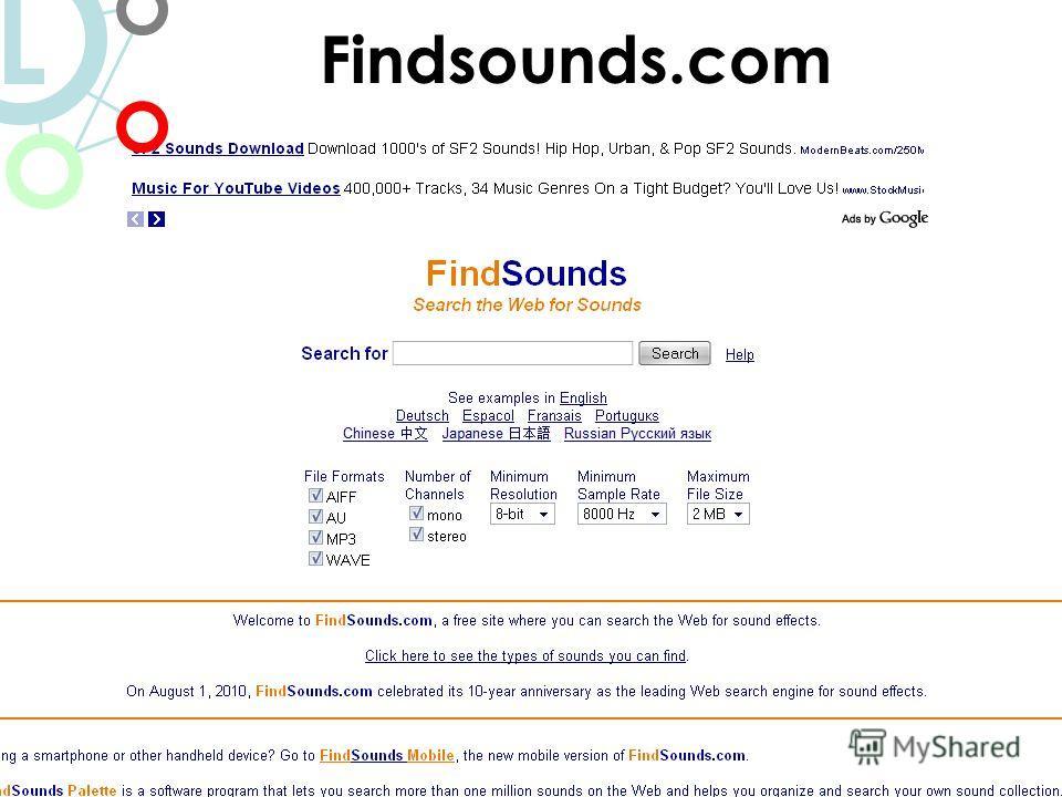 http://studio.stupeflix.com/ Findsounds.com L