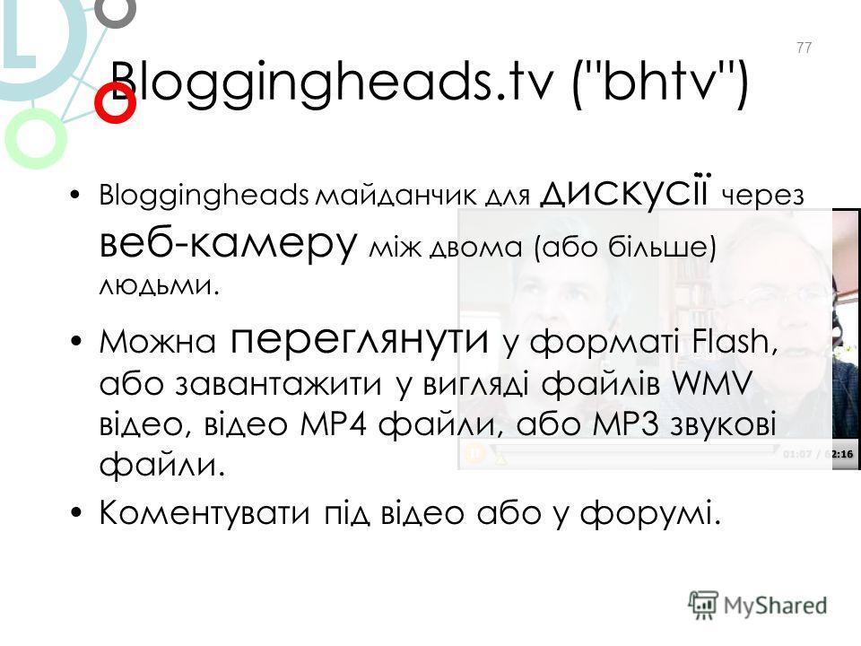 Bloggingheads.tv (
