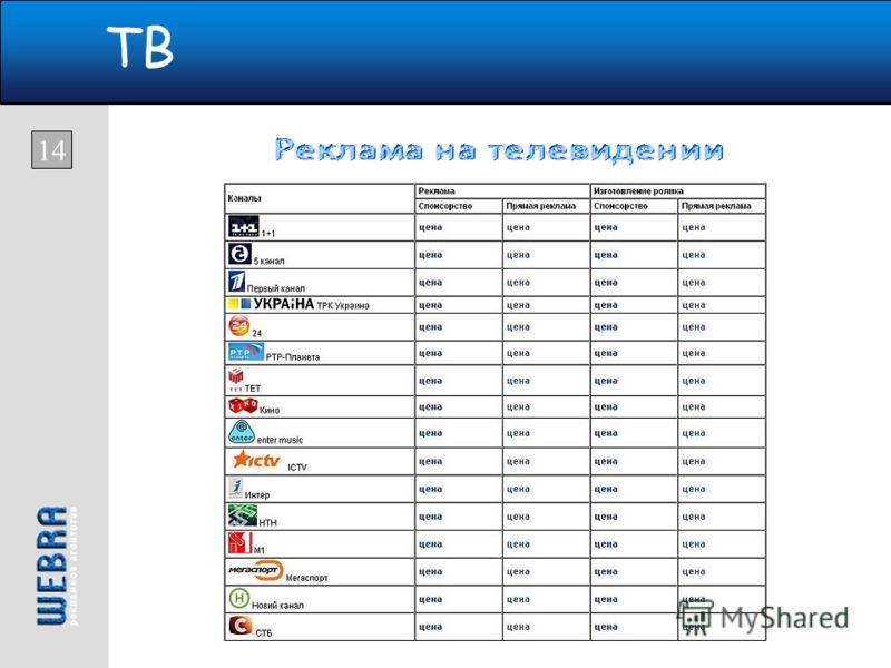 ТВ 14