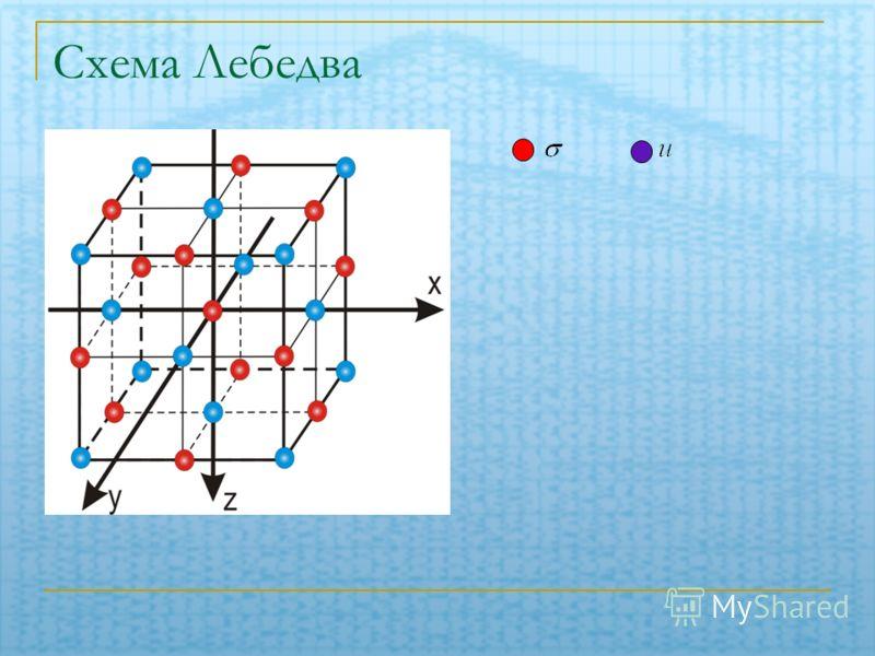 Схема Лебедва