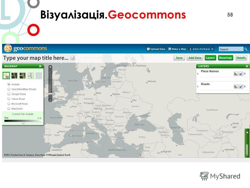 58 Візуалізація.Geocommons L