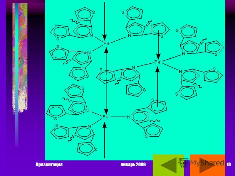 Презентацияянварь 200918