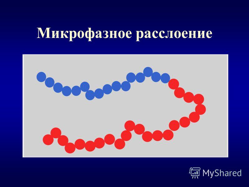 Микрофазное расслоение