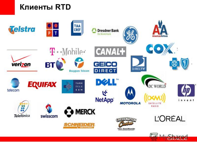 Клиенты RTD
