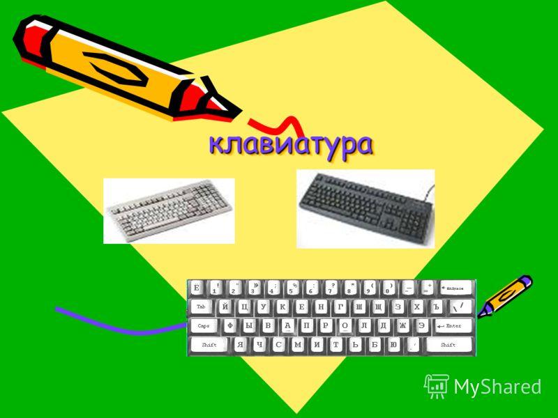 клавиатураклавиатура