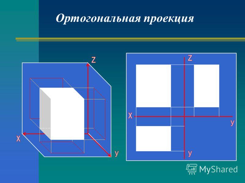 Ортогональная проекция