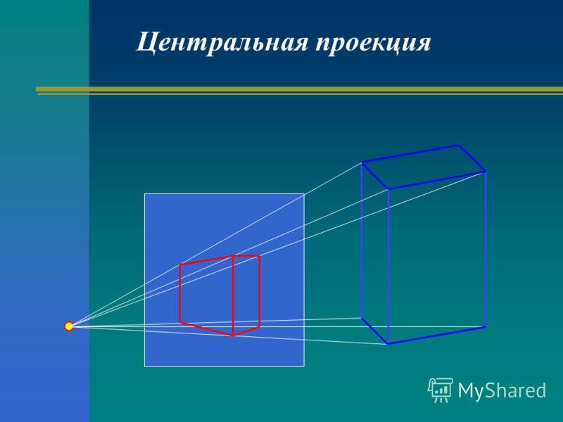 Центральная проекция