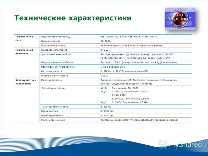 4 2010 г. г. Москва Технические характеристики
