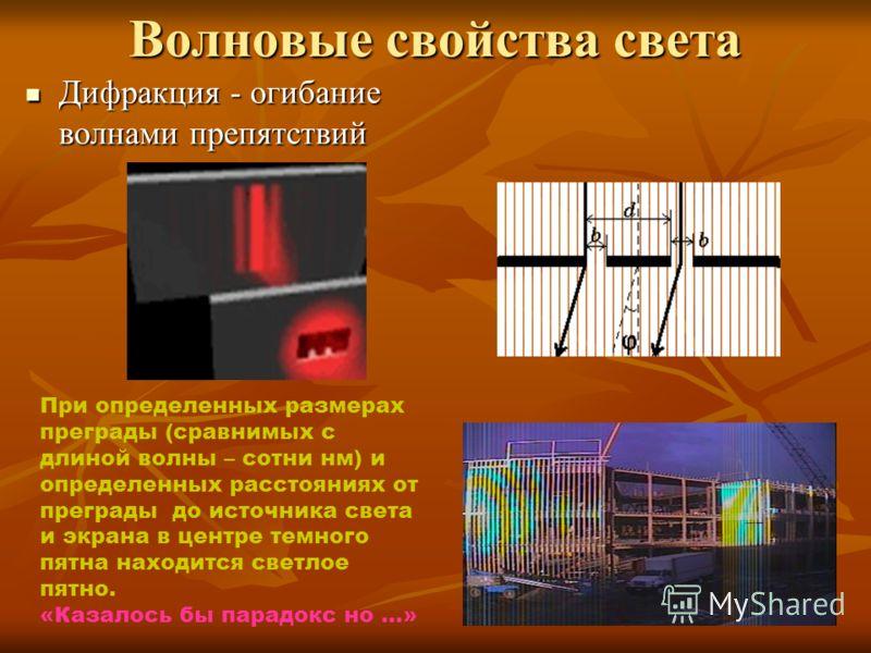 Волновые свойства света Дисперсия света- разложение света в спектр. Дисперсия света- разложение света в спектр. Теперь можно и ответить на вопрос: «Почему помидор на вопрос: «Почему помидор красный ?»