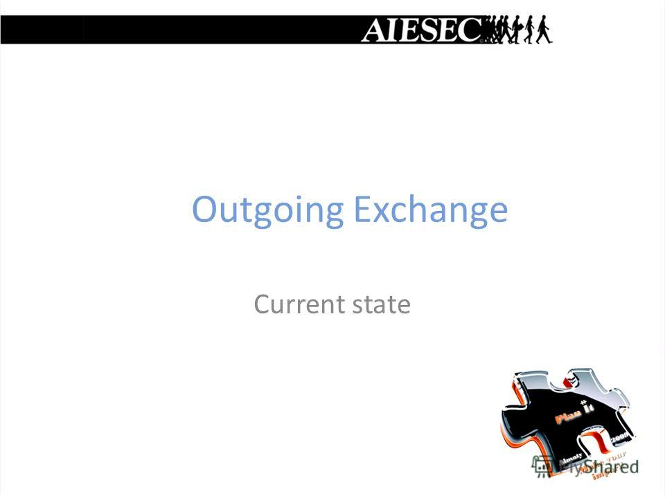 Outgoing Exchange Current state