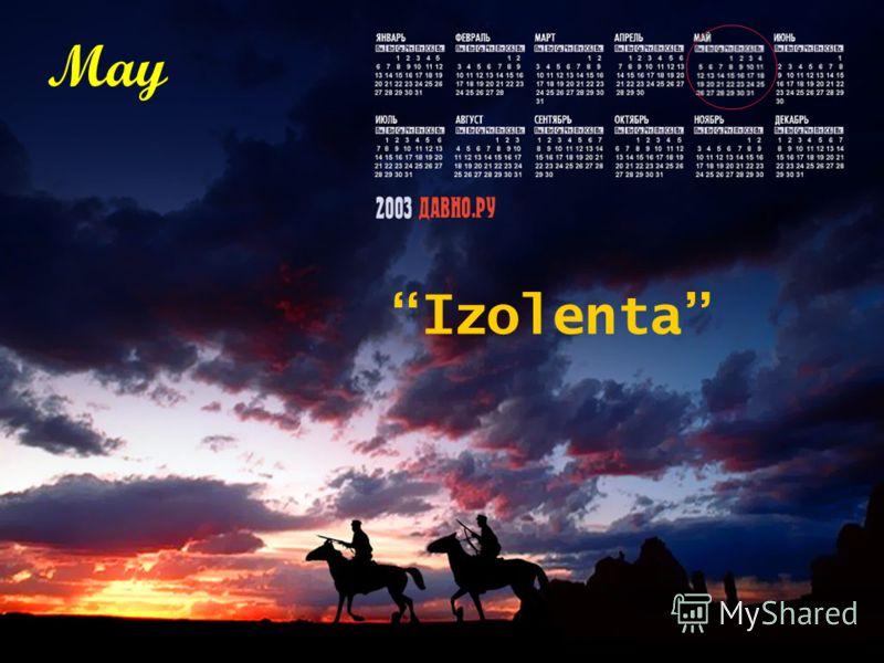 May Izolenta