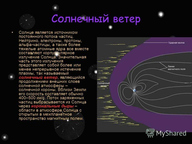 Солнечные пятна имеют внутреннюю структуру: более темную центральную часть – ядро – и окружающую ее полутень. Солнечные пятна часто образуют группы, которые могут занимать значительную площадь на солнечном диске. Так, 18 сентября 2000 года была зарег