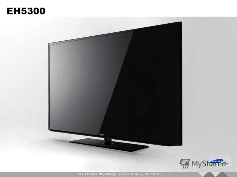 LCD Product Marketing, Visual Display Division EH5300