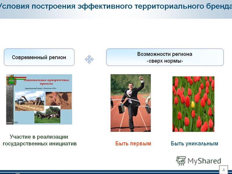 Проблемы улучшения и развития имиджа Курской области