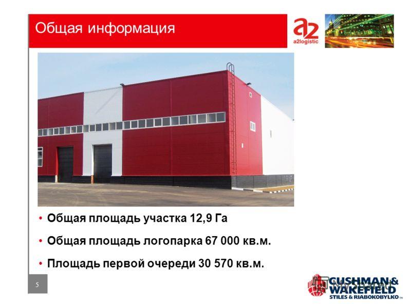 5 Общая информация Общая площадь участка 12,9 Га Общая площадь логопарка 67 000 кв.м. Площадь первой очереди 30 570 кв.м.
