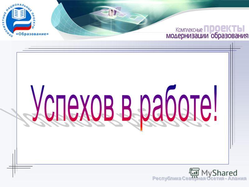 Республика Северная Осетия - Алания
