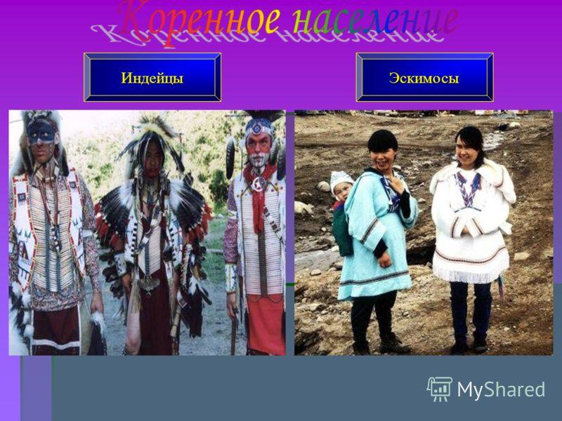 ИндейцыЭскимосы
