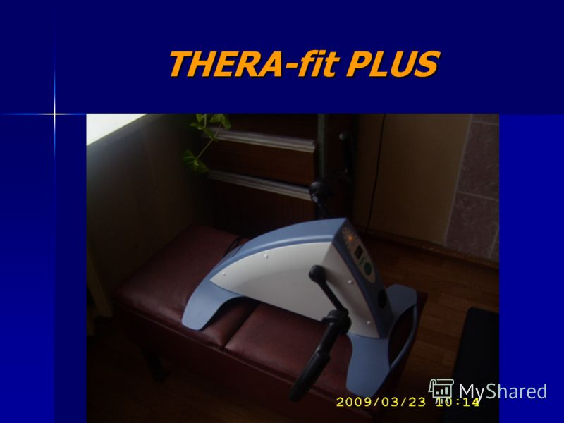 THERA-fit PLUS