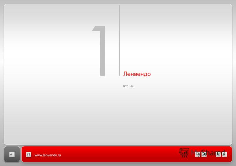 Заголовок Название раздела 1 Ленвендо Кто мы www.lenvendo.ru