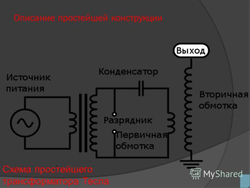 Описание простейшей конструкции