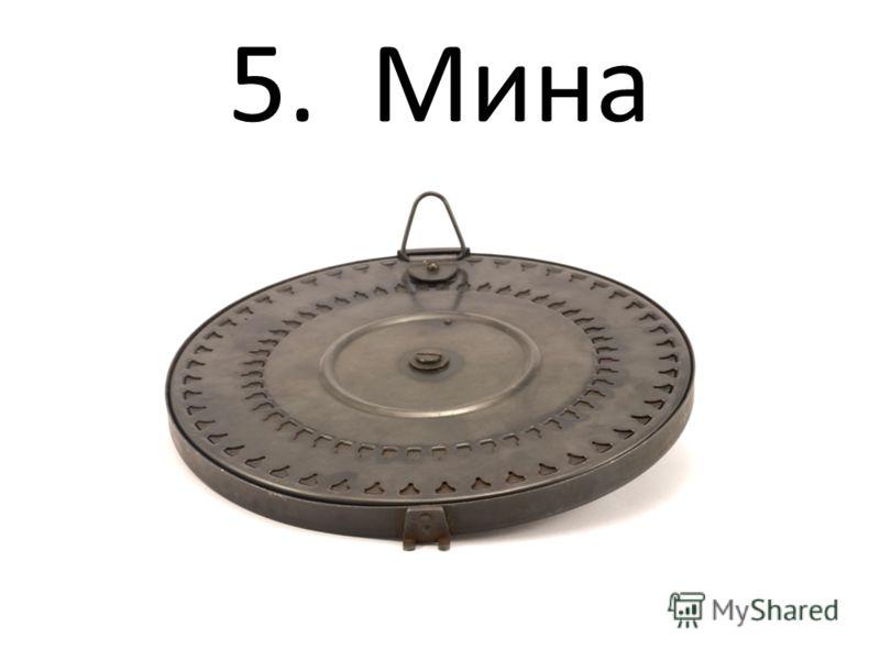 5. Мина