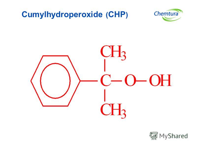 Cumylhydroperoxide ( CHP )