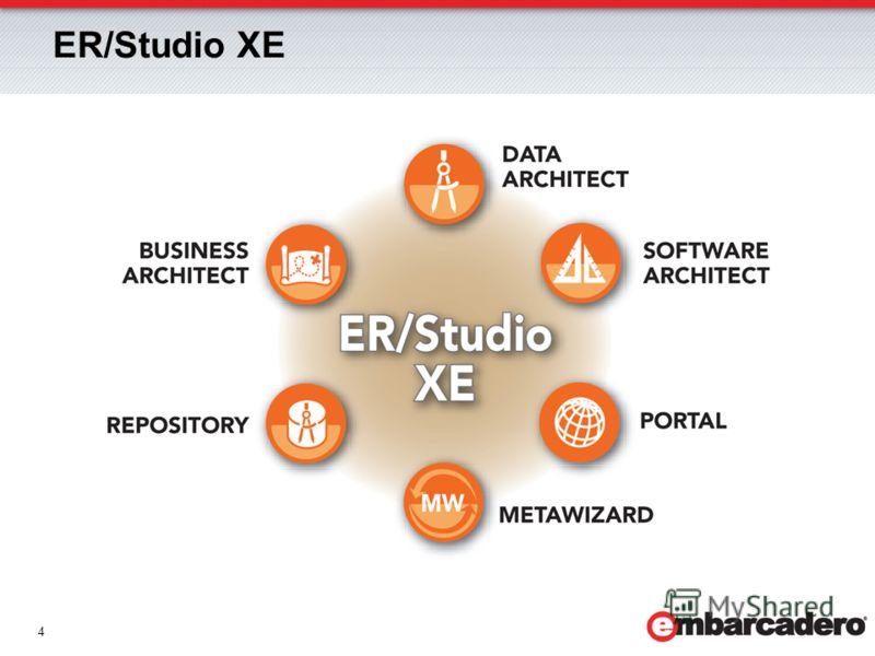 4 ER/Studio XE