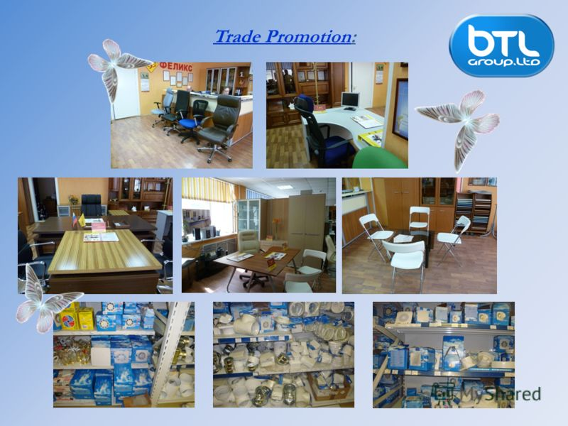 Trade Promotion:
