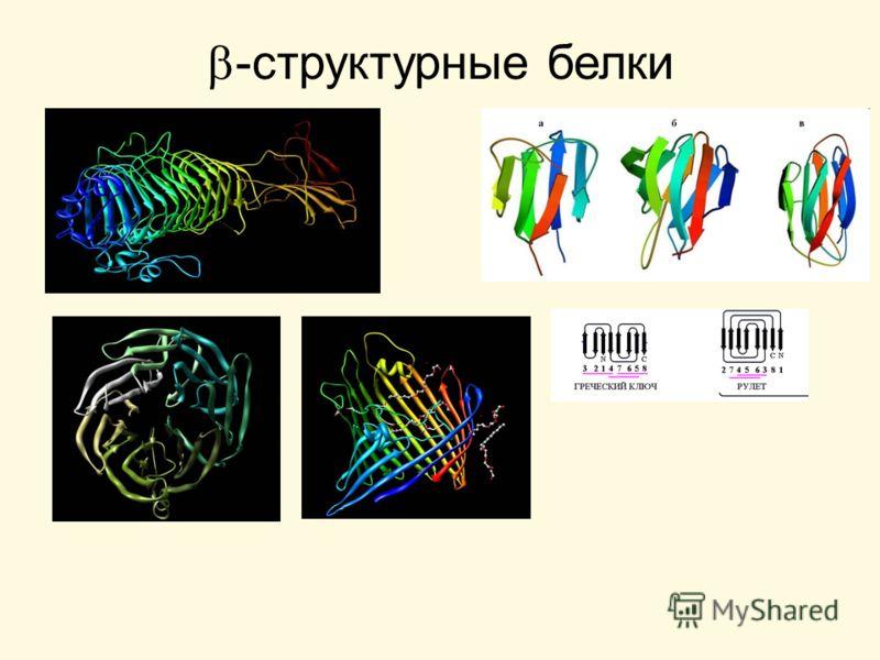 -структурные белки