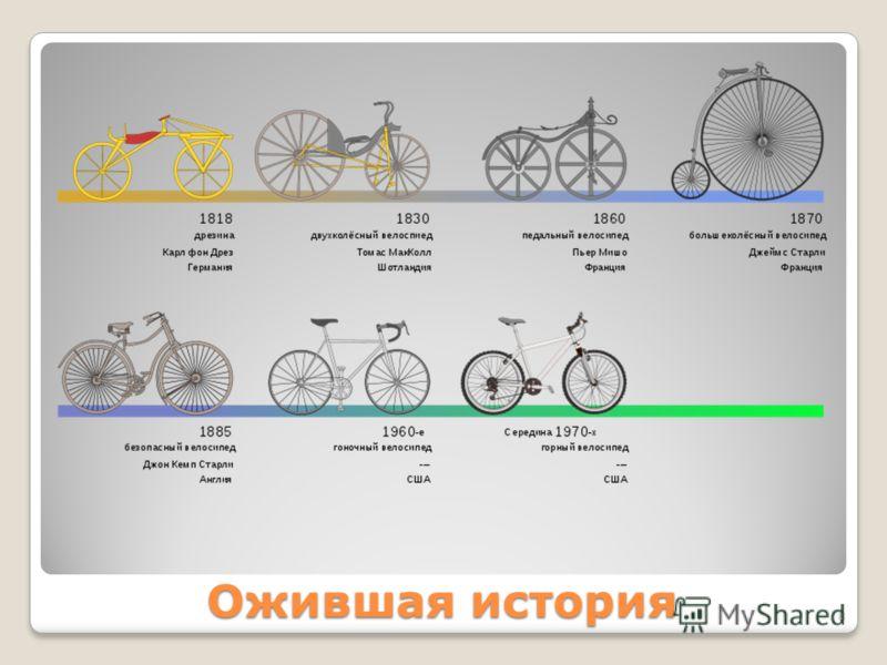 Дедушки наших с вами велосипедов 7