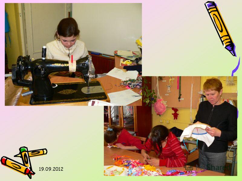 кружок кройки и шитья для детей в липецке