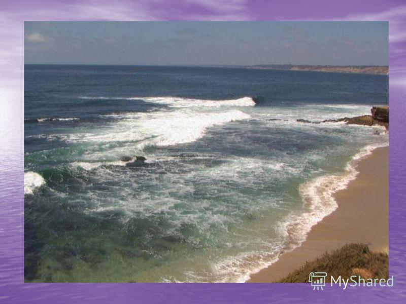 Тихий океан мировой океан