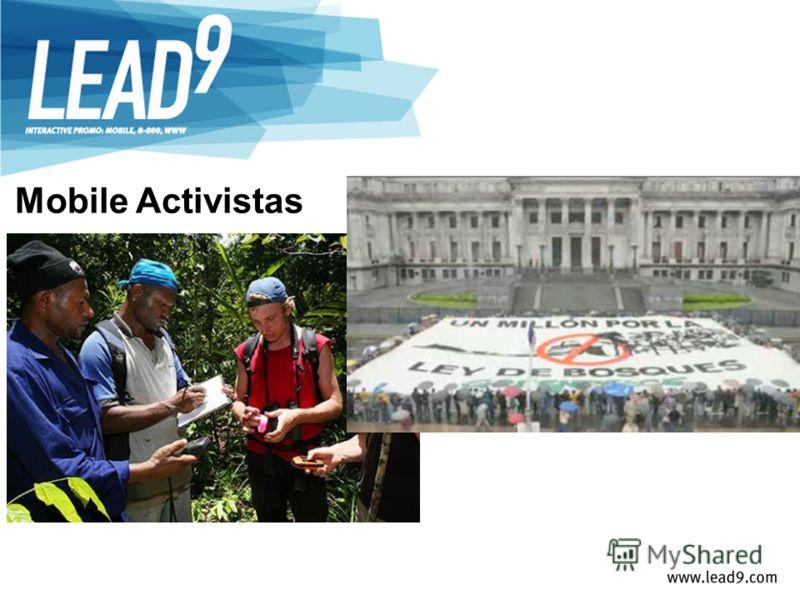 Mobile Activistas