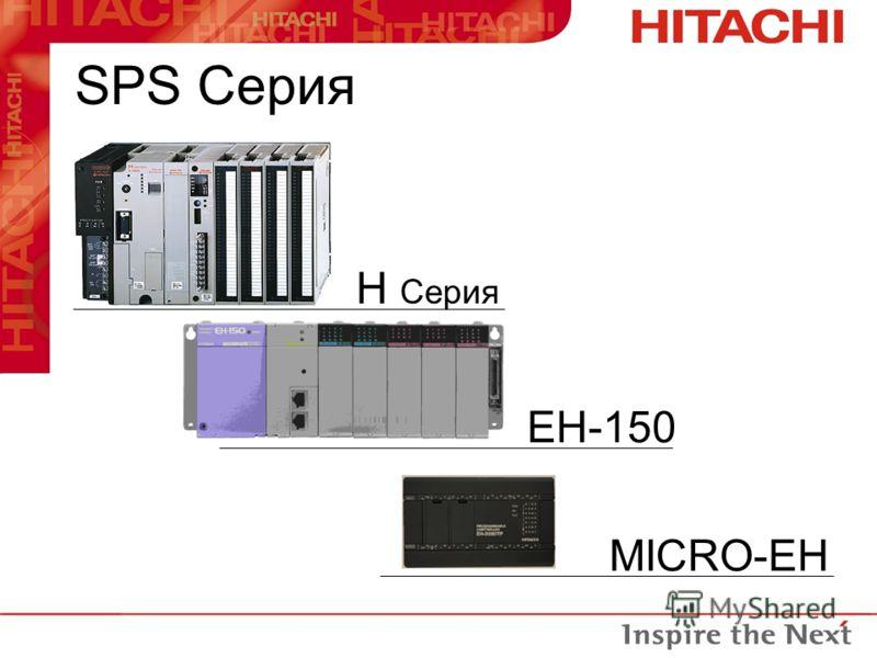 SPS Серия H Серия EH-150 MICRO-EH
