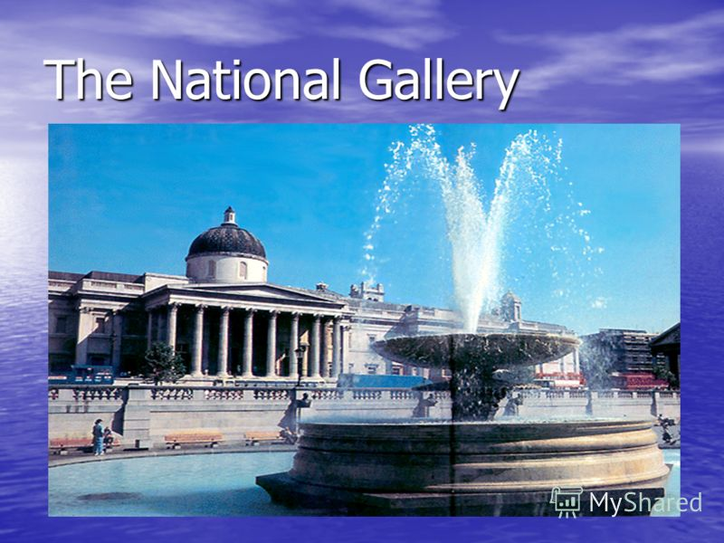The National Gallery