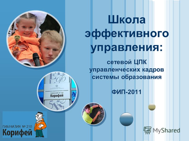 www.themegallery.com LOGO Школа эффективного управления: сетевой ЦПК управленческих кадров системы образования ФИП-2011