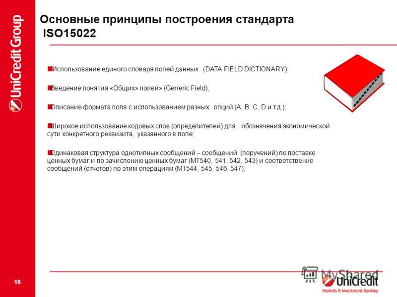 Securities Market Practice Group 110